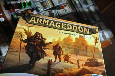Otthon teszteltük - Armageddon