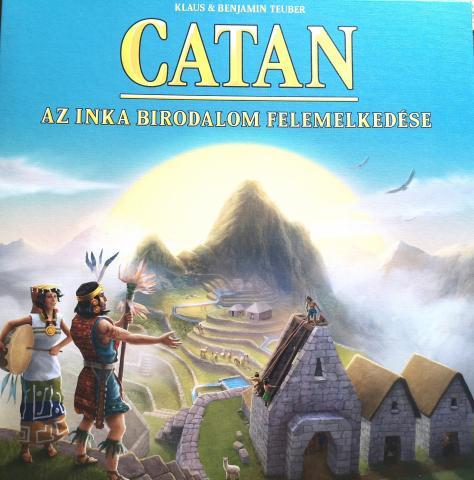 Egy klasszikus újratöltve: Catan - Az Inka Birodalom felemelkedése