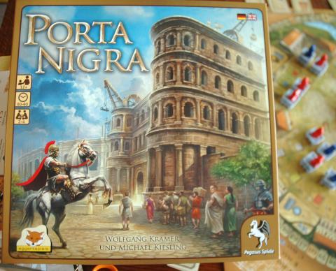 Otthon teszteltük  -  Porta Nigra